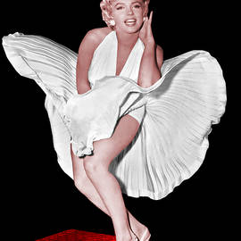 Nicholas Romano - Marilyn Monroe over the grate 1