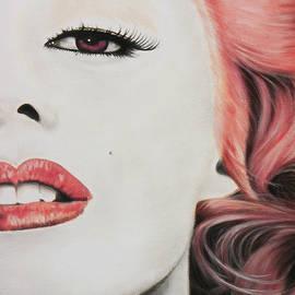 Kathleen Wong - Marilyn Monroe Pink