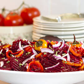 Sandra Foster - Marinated Beet Salad And Recipe