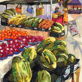 Patricia Presseller - Market Today