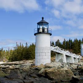 Thomas Tuck - Marshall Point Light