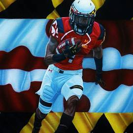 Anthony Young - Maryland Pride
