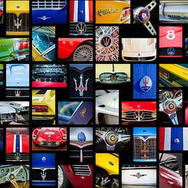 Maserati Art -01 - Jill Reger