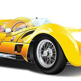Alain Jamar - Maserati Tipo