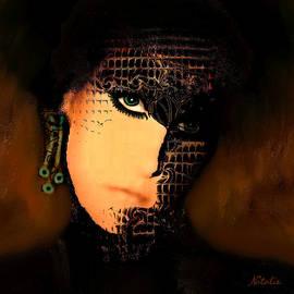 Natalie Holland - Masked For Halloween