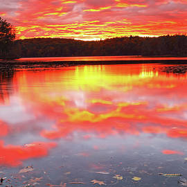 Juergen Roth - Massachusetts Skyfire