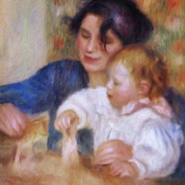 Georgiana Romanovna - Maternal Love