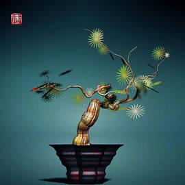 GuoJun Pan - Math Bonsai 3