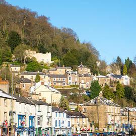 Matlock Bath Spa Town Derbyshire