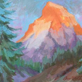 Matterhorn Sunrise - Diane McClary