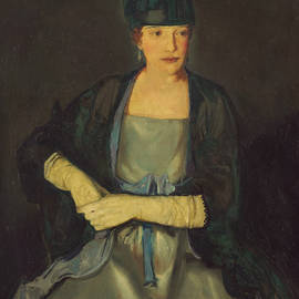 Maud Dale - George Bellows