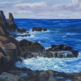 Darice Machel McGuire - Maui Rugged Coastline