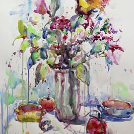 Becky Kim - May Watercolor 1602