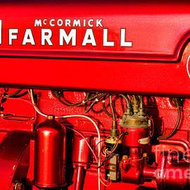 Mc Cormick Farmall M - Olivier Le Queinec