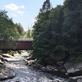 Kimberly  W - Covered Bridge
