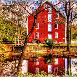 Geraldine Scull - Medford NJ grist mill