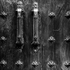 James Aiken - Medieval Door