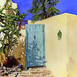 Margaret Merry - Mediterranean Blue