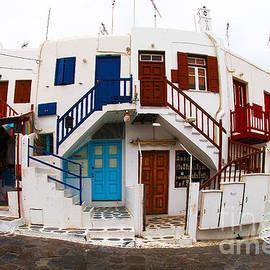 Bob Christopher - Mediterranean Lifestyle Mykonos Greece