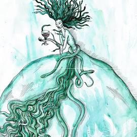 Anna Troian - Medusa