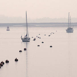 Clive Beake - Medway morning