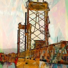 Marcia Lee Jones - Memorial Bridge #2