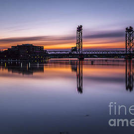 Tony Baldasaro - Memorial Bridge Sunset