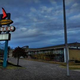 Lance Vaughn - Memphis - Dark Clouds Over the Lorraine Motel