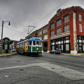 Lance Vaughn - Memphis - Main Street Trolley 005