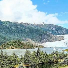 Janette Boyd - Mendenhall Glacier Alaska