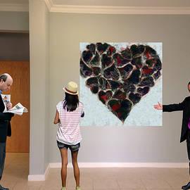 Sir Josef  Putsche - Mending A Broken Heart - Gallery View