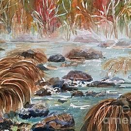 Ellen Levinson - Merced River Yosemite Autumn