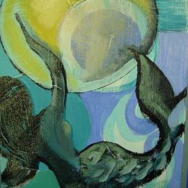 Celeste Fourie - Mermaid Playing With The Sun