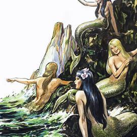 Mermaids - Nadir Quinto