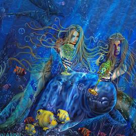 Steve Roberts - Mermaids Of Acqualainia
