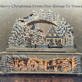 Lucinda Walter - Merry Christmas From Our House To Yours