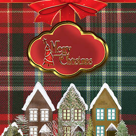 Vickie Emms - Merry Christmas New Brunswick Card