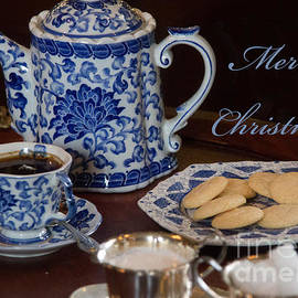 Tom Gari Gallery-Three-Photography - Merry Christmas Tea Party