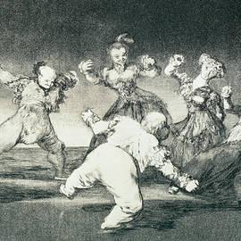 Merry Folly - Francisco Goya