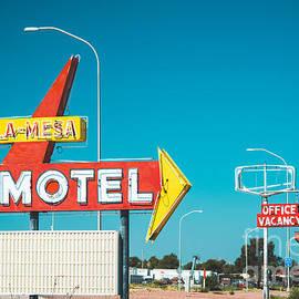 Sonja Quintero - Mesa Motel Vacancy