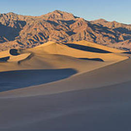 Justin Foulkes - Mesquite Flat Sand Dunes, Death Valley