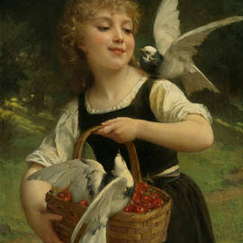 Messenger of Love - Emile Munier