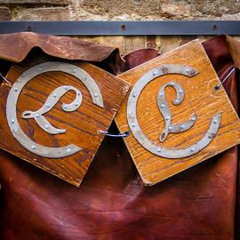 William Krumpelman - Metal Leather and Wood