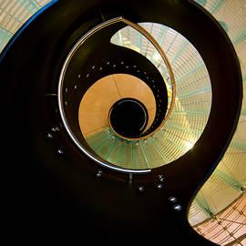 Jaroslaw Blaminsky - Metal Spiral Staircase