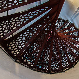 Aileen Mozug - Metal Staircase