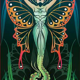 Cristina McAllister - Metamorphosis