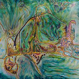 Taysha Barrett - Metamorphosis Island