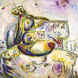 Taysha Barrett - Metamorphosis Soup