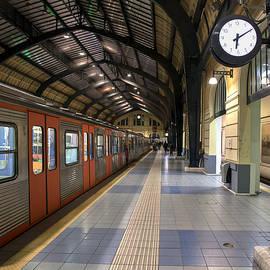 Radoslav Nedelchev - Metro Station Last Stop