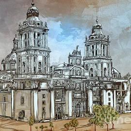 Andrzej Szczerski - Mexico City Metropolitan Cathedral.